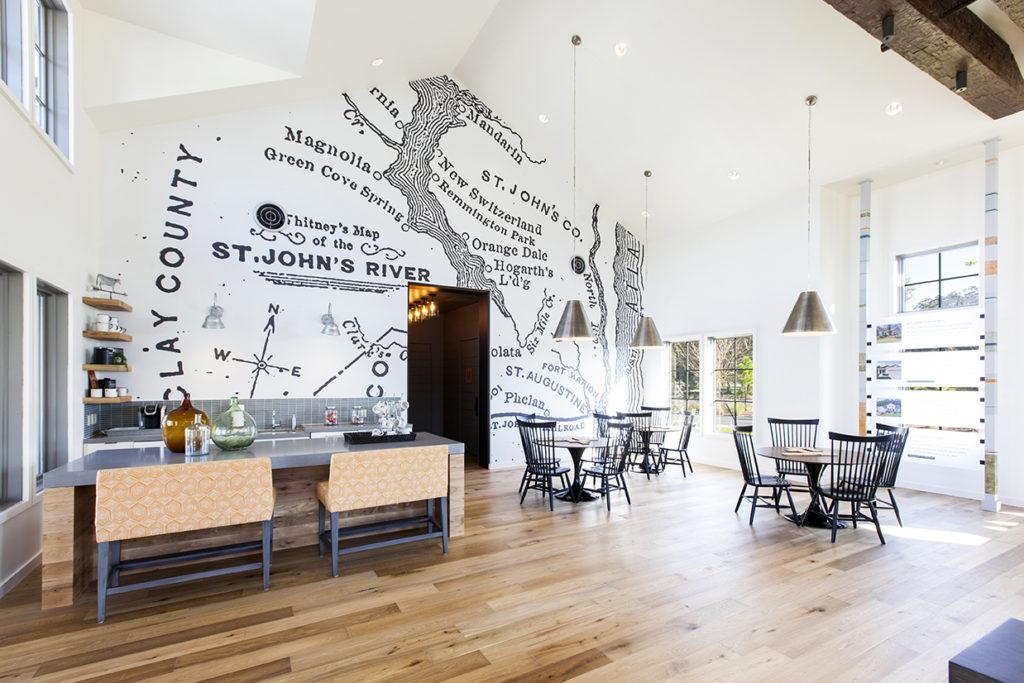 TrailMark Welcome Center Lounge