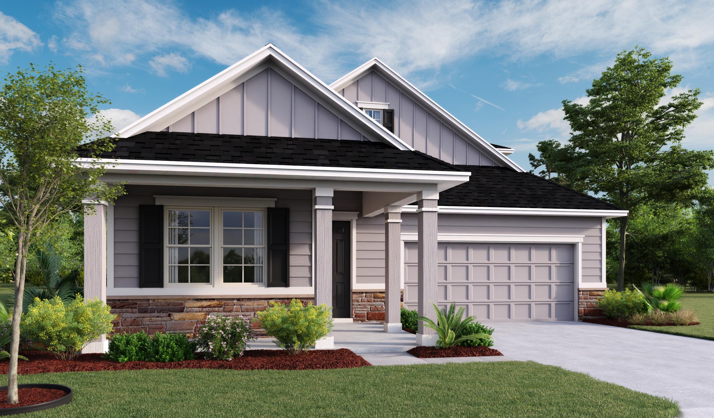 Richmond American Homes Renderings Amp Floorplans Trailmark