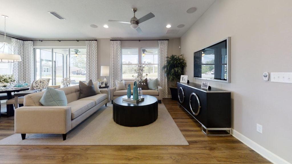 Richmond American Appleby Living Room