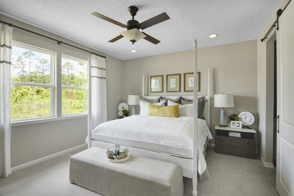 Richmond American Larimar Master Bedroom