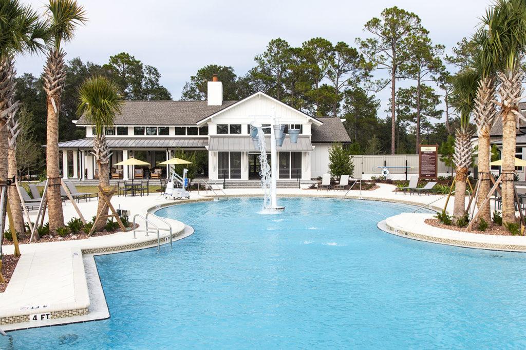 TrailMark Pool & Splash Fountain